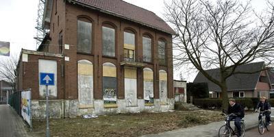 Het voormalige verpauperde postkantoor aan de Poststraat. Foto: Harry Tielman