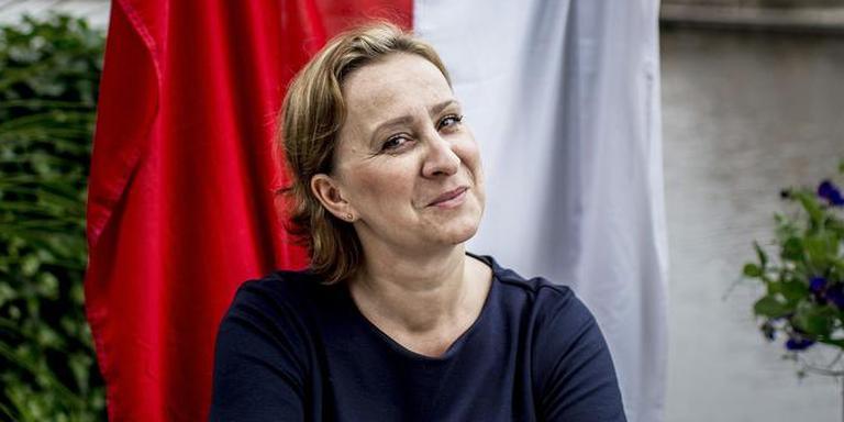 Magda Dijkstra-Engel. Foto: Corné Sparidaens