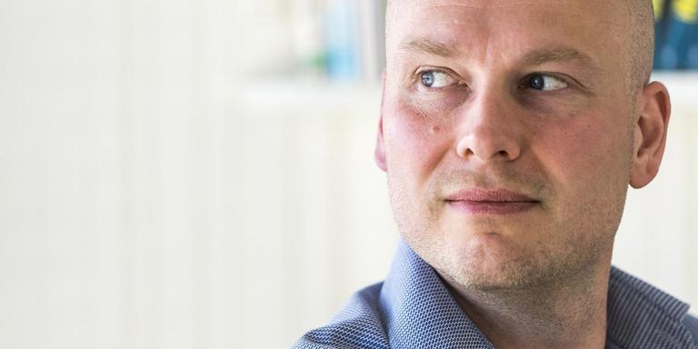 Frank Huiting. Foto: Jan Willem van Vliet