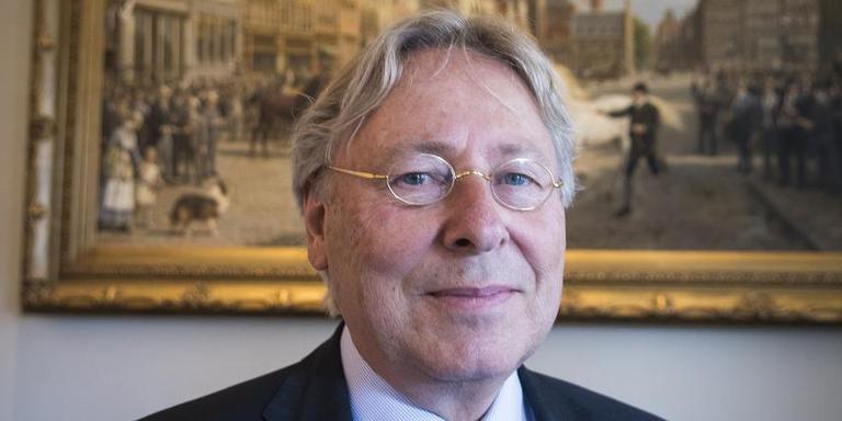 Burgemeester Peter den Oudsten. Foto: Archief ANP