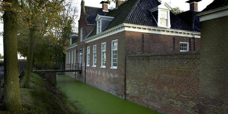 Huize Welgelegen in Borgercompagnie is een rijksmonunument. Foto: Archief DvhN/Ane Marie Kamp