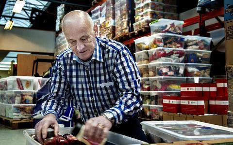 Voedselbank gaat armoede in Groningen te lijf: 'De cijfers zijn extreem'