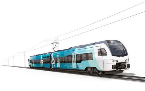 Vijf vragen over de Flirtino-treinen die tussen Groningen en Leeuwarden gaan rijden