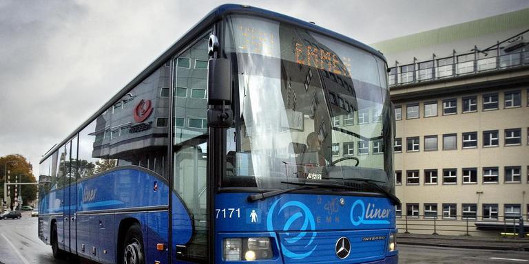 De nieuwe dienstregeling van Qbuzz gaat zondag 10 december in. Foto: Archief DvhN