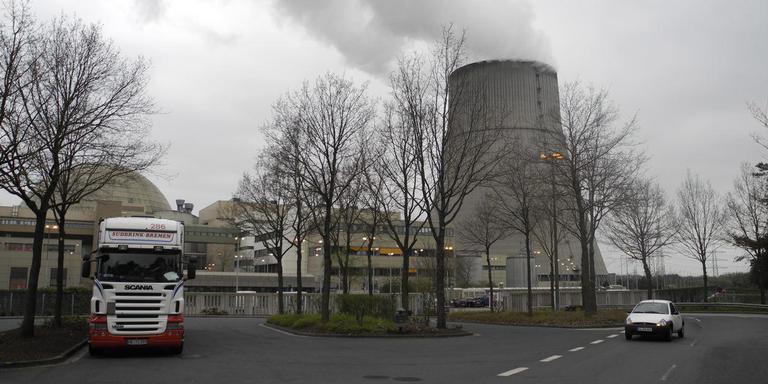 De centrale in Lingen. Foto: Archief DvhN