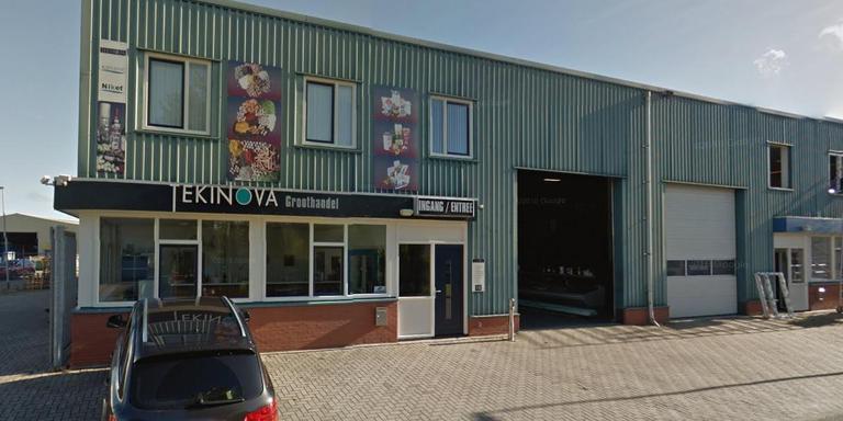 Het failliete Tekinova wordt overgenomen door King Food uit Enschede. Foto: Google Streetview