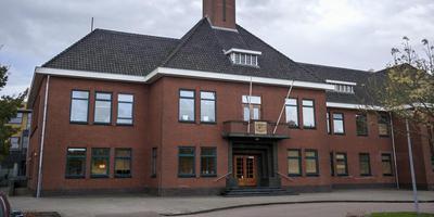 Het gemeentehuis van Delfzijl. Foto: Jan Zeeman