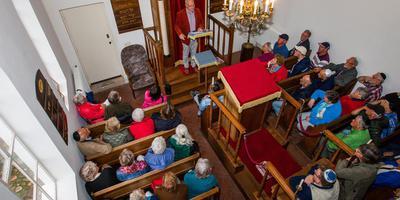 In de synagoge in Bourtange wordt deze zomer voor de tweede keer na de oorlog een Joods huwelijk voltrokken.