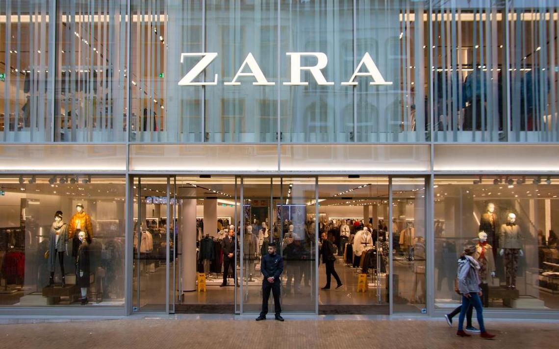 Hoe Is Het In De Giga Zara In Het Oude Bijenkorf Pand Video