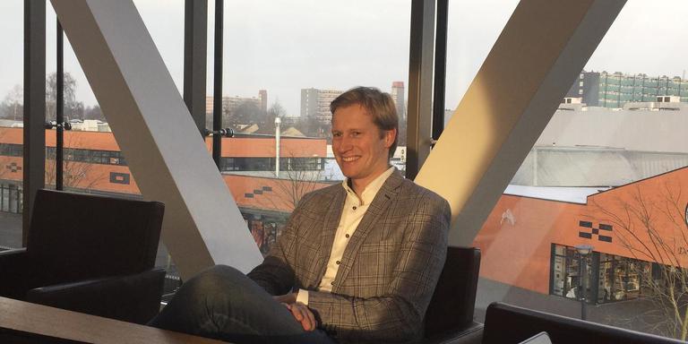 Erik Drenth, CDA-wethouder, o.a. financien, Midden-Groningen