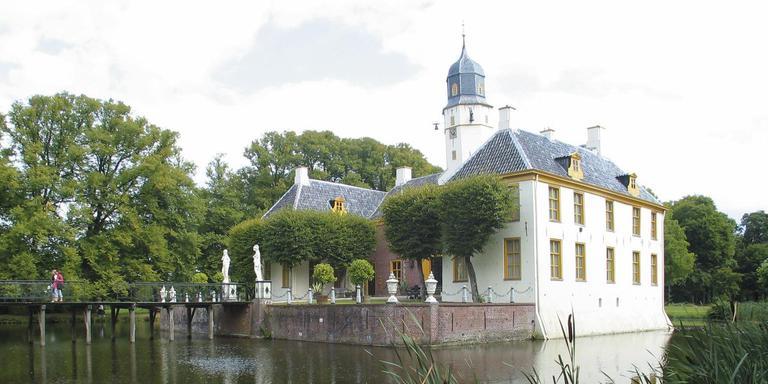 De Fraeylemaborg, FOTO ARCHIEF DVHN