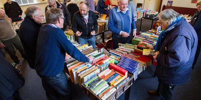 De boekenmarkt in Rehoboth is in de afgelopen jaren uitgegroeid tot een echte klassieker.