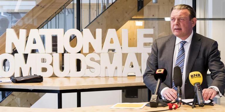 Nationale Ombudsman Reinier van Zutphen. Foto: Archief ANP