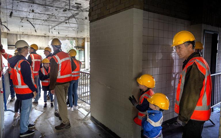 Demolition Day: Japans slopen in Groningen (+video)