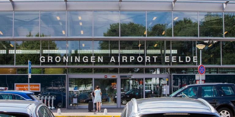 Bron: Groningen Airport Eelde.