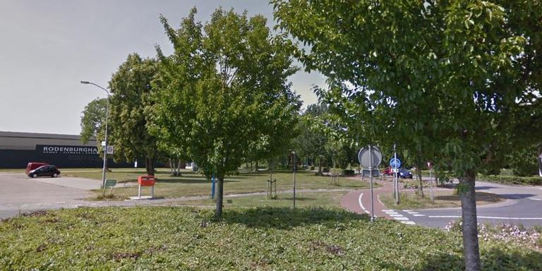 Hier in Leek zou nog een supermarkt moeten komen. Foto: Google Streetview