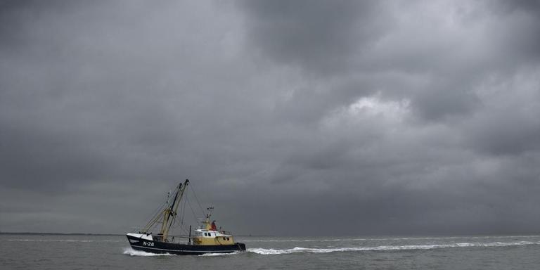 Op de foto: vissersboot bij Lauwersoog. (Archief Kees van de Veen)