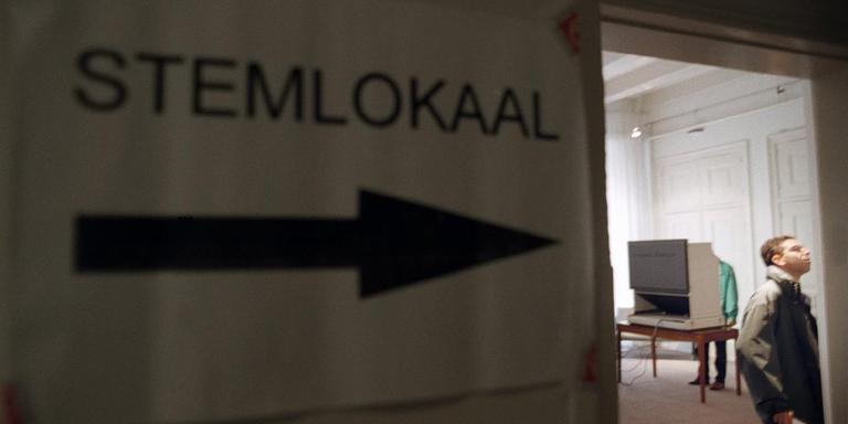 Bij de komende gemeenteraadsverkiezingen doet de PVV in 30 gemeenten mee. Foto: Archief DvhN