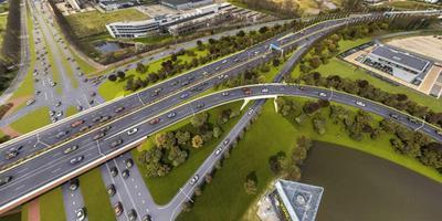 Het plan voor de nieuwe zuidelijke ringweg