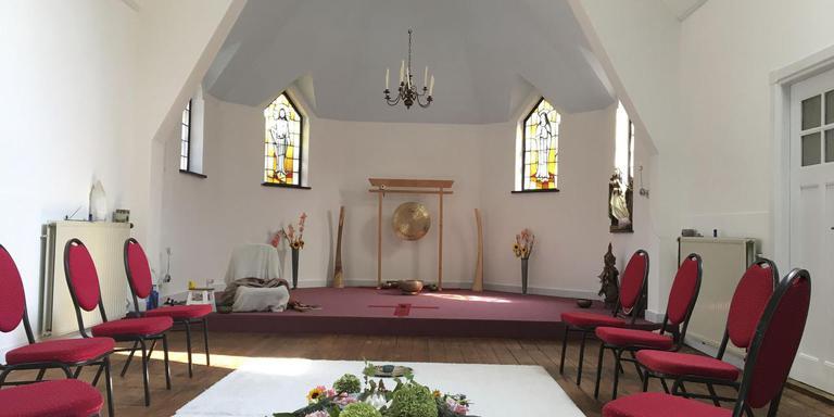 De kapel. Foto DvhN