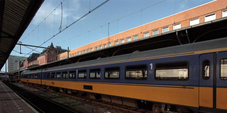 trein groningen eemshaven