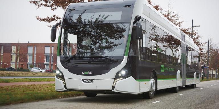 Groningen Krijgt Alsnog Z N Tram De Elektrische Citea Bus