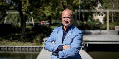 Wethouder Ton Schroor. Foto Geert Job Sevink