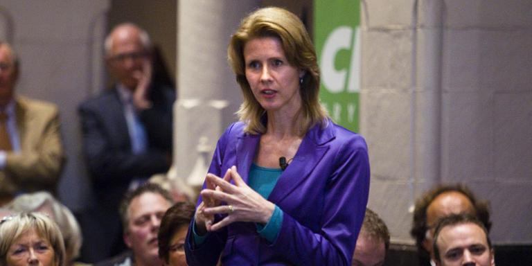 Staatssecretaris Mona Keijzer. Foto: LC/Siep van Lingen