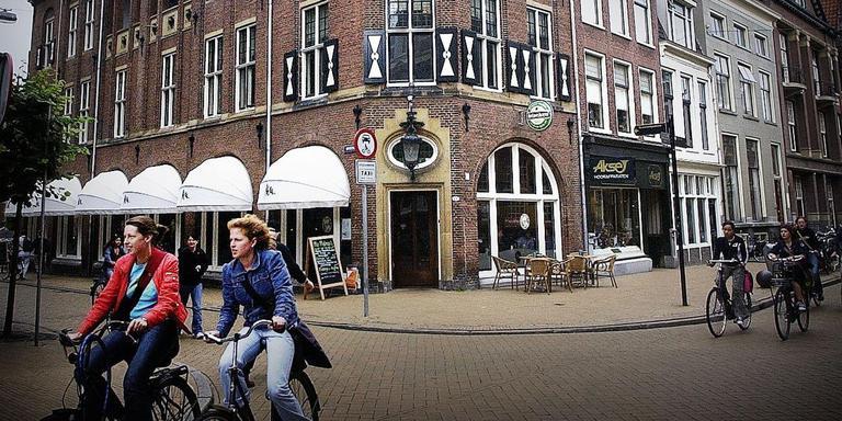 Mr Mofongo in de Oude Boteringestraat, een van de zaken van Patrick Beijk. Foto: Archief Corné Sparidaens