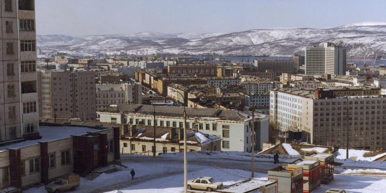 Moermansk. Foto Archief DvhN