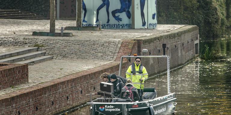 Diepenring Groningen. Foto Archief Duncan Wijting