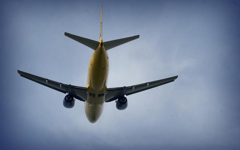 Ochtendvlucht Eelde naar Londen verdwijnt