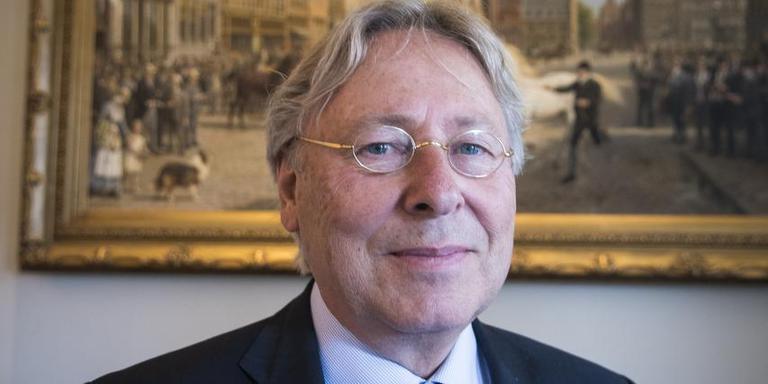 Burgemeester Peter den Oudsten. Foto: ANP/Anjo de Haan