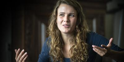 Het Groninger CDA-Kamerlid Anne Kuik is een van de lijstduwers voor de gemeenteraadsverkiezingen van 21 november. Ze was voor haar vertrek naar Den Haag fractievoorzitter in Groningen. Foto: archief Duncan Wijting