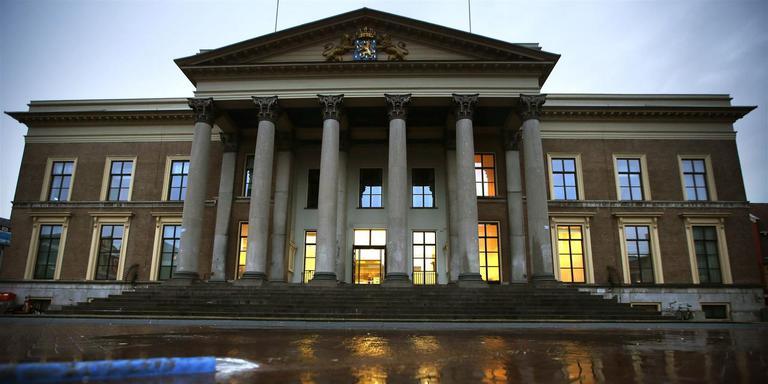 Het gerechtshof in Leeuwarden