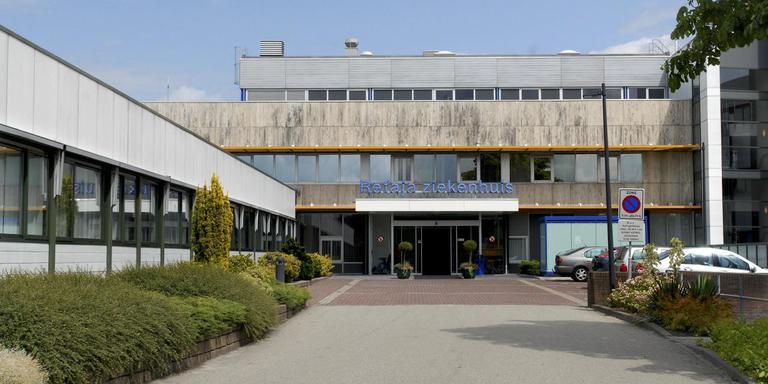 Het Refajaziekenhuis in Stadskanaal is onderdeel van Treant. FOTO ARCHIEF