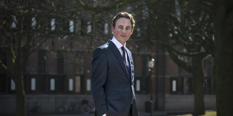 Henk Nijboer: ,,Voor de zoveelste keer geen sprake van 'ruimhartig vergoeden' van de NAM.'' Foto: Kees van de Veen