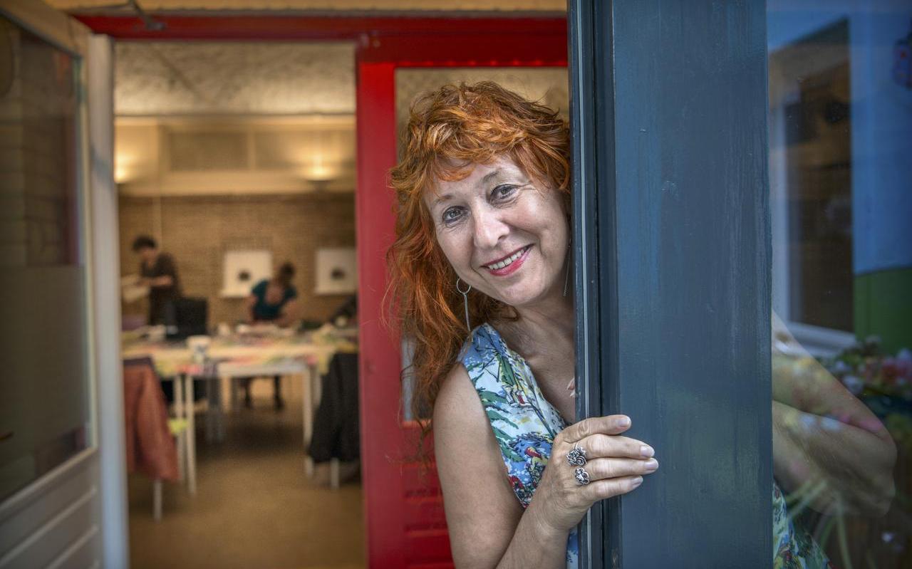 Liesbeth Hovenkamp.