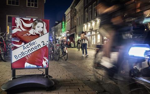 Lachgas verdeelt gemeenteraad Groningen