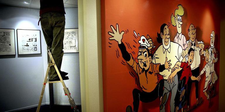 Het Stripmuseum in Groningen