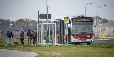 Qbuzz eist ook een 'korte klap' om de problemen op buslijn 73 op te lossen. Foto: archief Marcel Jurian de Jong