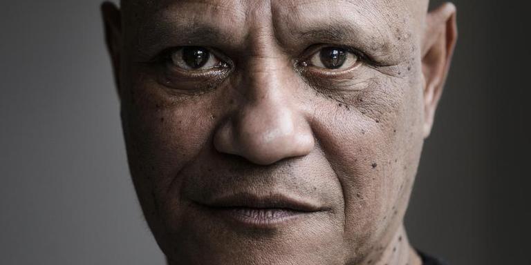 Evert Jansen, ex-inbreker en ex-drugsverslaafde, geeft nu als ervaringsdeskundige inbraakpreventie. Foto Kees van de Veen