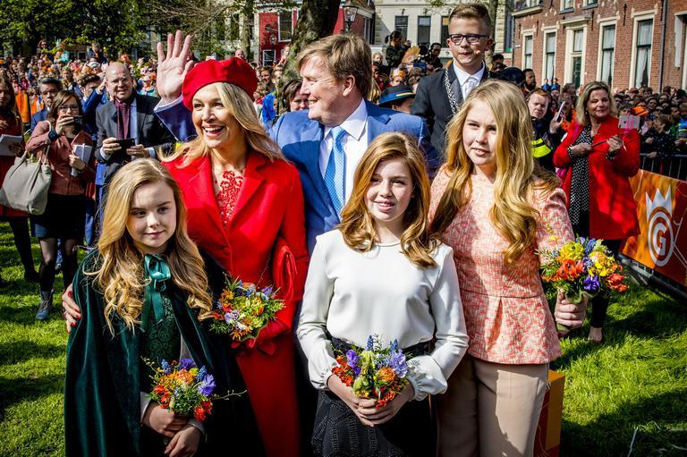 Verjaardag Willem Alexander.Zo Was Koningsdag Vorig Jaar Toen Willem Alexander Zijn