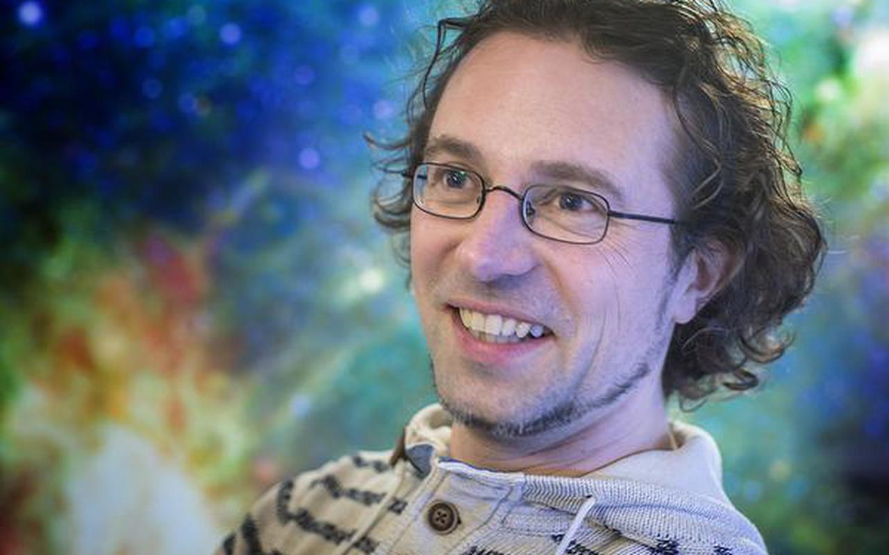 Migo Mueller, astronoom bij het Kapteyn instituut