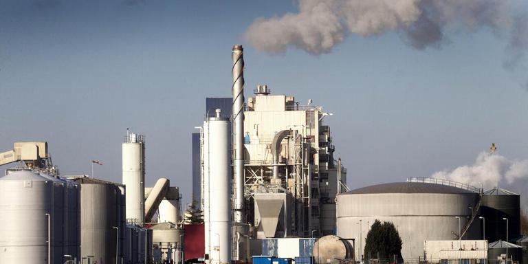 Nedmag is een van de bedrijven die verder procedeert over de kosten van de 'smeerpijp'. FOTO ARCHIEF HARRY TIELMAN
