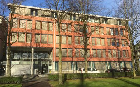 De rechtbank in Groningen. Foto: Archief DvhN