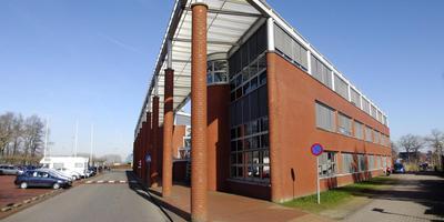Het gemeentehuis van Zuidhorn. Foto: DvhN