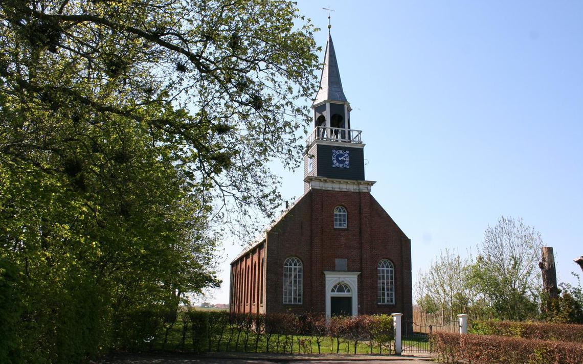 Kerkje Klein Wetsinge wint landelijke prijs - Groningen - DVHN.nl - Dagblad van het Noorden