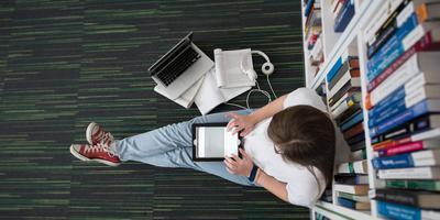 Een eigen kamer vinden blijkt niet eenvoudig voor buitenlandse studenten. Foto: Shutterstock