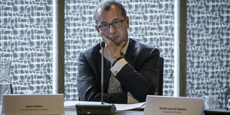 Nationaal Coordinator Groningen Hans Alders. Foto: Archief Pepijn van den Broeke
